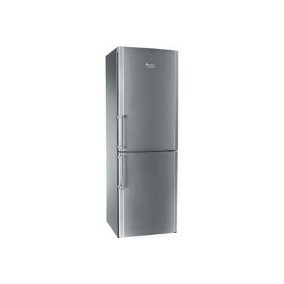 Hotpoint Ariston EBLH 18223 O3 F - réfrigérateur/congélateur - congélateur bas - pose libre - inox