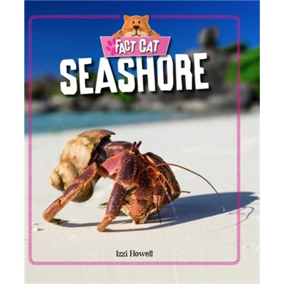 Seashore (Fact Cat: Habitats) (Hardcover)