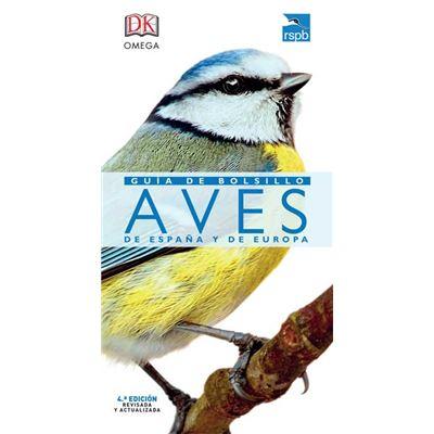 Aves De España Y De Europa [Livre en VO]