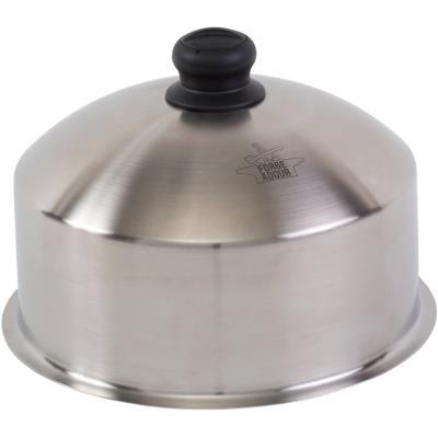 Accessoire Plancha Forge Adour Cuiseur Inox 28 Cm
