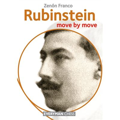 Rubinstein: Move By Move (Paperback)
