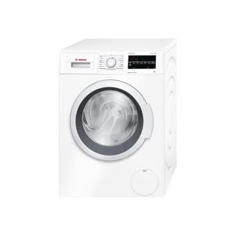 bosch serie 6 wat28460ff machine laver chargement frontal pose libre blanc achat. Black Bedroom Furniture Sets. Home Design Ideas