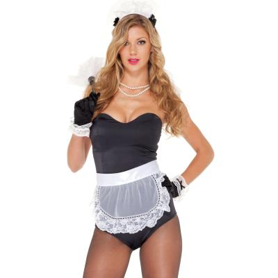 Costume Achatamp; De Soubrette Déguisement Sexy PrixFnac Adulte Ymb76gyvfI