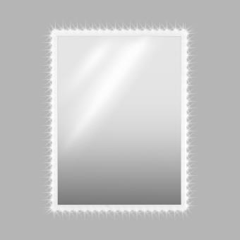 DEL Miroir de salle éclairage//Capteur Interrupteur//Hollywood Miroir mural illuminé