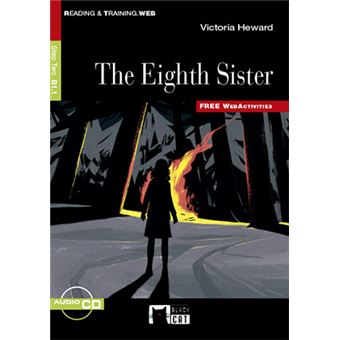 The eight sisters l+cd-black cat
