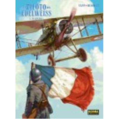 El Piloto Del Edelweiss 03: Walburga - Yann, Romain Hugault