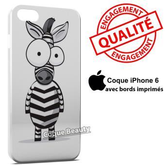 coque iphone 6 zebre