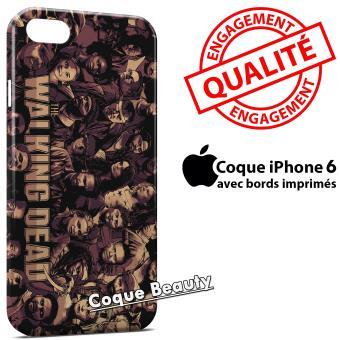 coque walking dead iphone 6