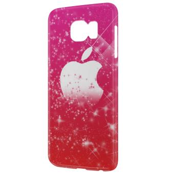 buy popular 01101 3ac7b Coque Galaxy S6 - Pink Apple