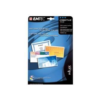 EMTEC Creative Business Card