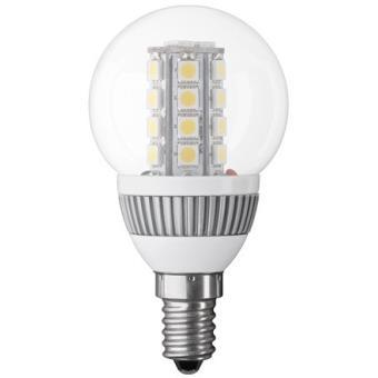 Ampoule Du Blanc Lumiere A Jour Alpexe® Mini Led Globe E14 PXZkiu