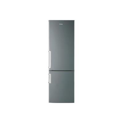 Candy CCBS 6182XH - réfrigérateur/congélateur - congélateur bas - pose libre - inox