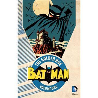 Golden age batman vol1