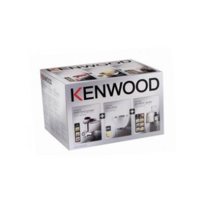 KENWOOD Kit 3 Accessoires AT312+KAX950+AT340 pour robot Chef KAM353ME