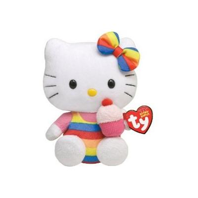 Hello Kitty Rainbow Cupcake 15 cm