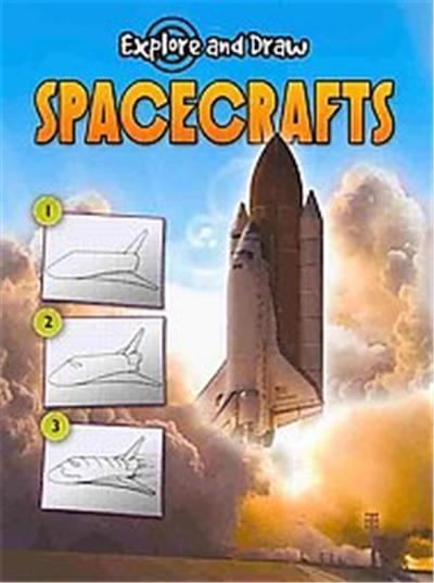 Spacecrafts, Explore & Draw