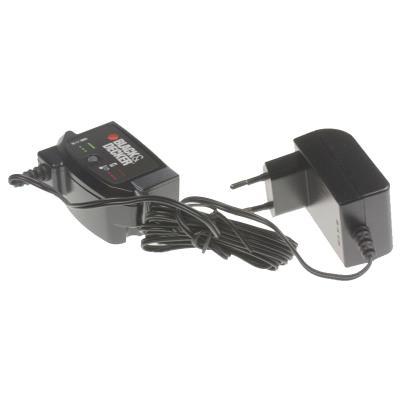 Black Et Decker Chargeur Ref: 90590287