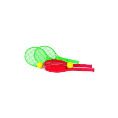 Simba Toys 107401064 Jeu de tennis junior avec balles de mousse