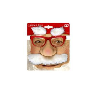 Paire De Lunettes+Nez+Moustache De Pere Noël - Maquillage - Achat   prix    fnac 1f12789b4688