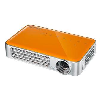 Vivitek Qumi Q6 - DLP-projector - 3D - Wi-Fi