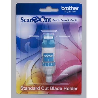 Support à lame de découpe standard Turquoise (sans lame) ScanNCut BROTHER CAHLP1