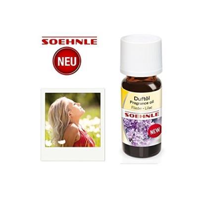 Soehnle Huile Parfumée Lilas Huile Aromatique