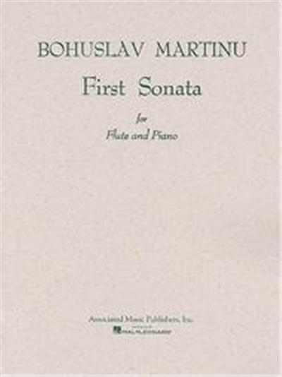 First Sonata for
