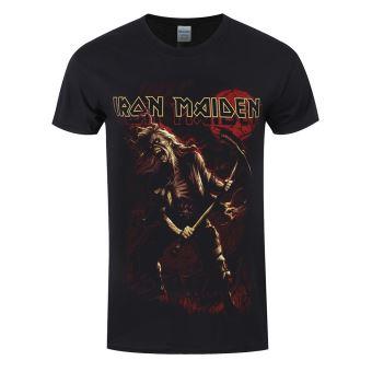 Officiel Iron Maiden Benjamin Breeg Rouge T-shirt graphique