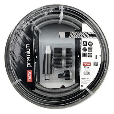 Tatay 9965105 Premium Batterie D'Arrosage 15 M 5/8\