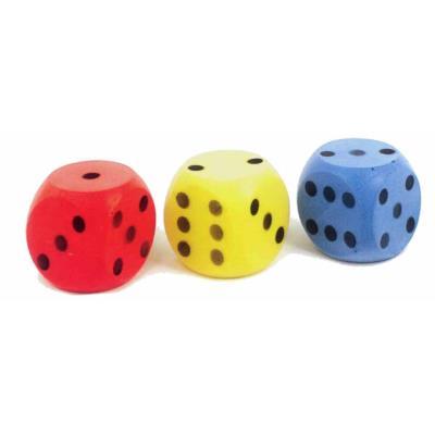 Simba Toys 107352855 Dés à jouer en mousse