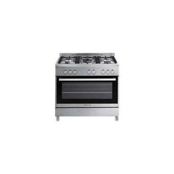 info pour 1fe8e 5b3ff De Dietrich DCM1690X - cuisinière - pose libre - inox