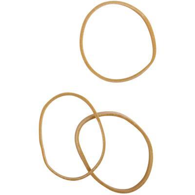 Bracelet caoutchouc blond 40 mm - sac de 1kg
