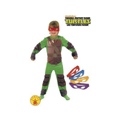 Costume de Tortues Ninja classic pour enfant - 7-8 ans