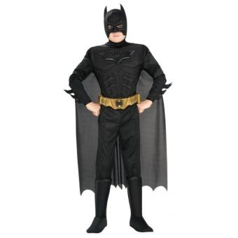 costume de batman the dark knight rises haut de gamme pour enfant 1 2 ans achat prix fnac. Black Bedroom Furniture Sets. Home Design Ideas