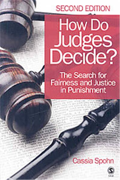 How Do Judges Decide