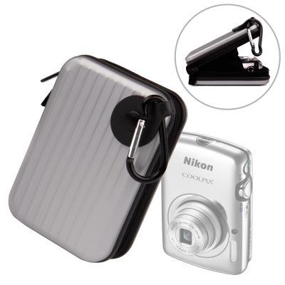 Etui en aluminium léger pour Nikon Coolpix S01, S6200, S2500, S2550 et S3100