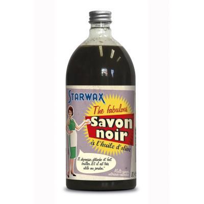 Dégraissant naturel Starwax The Fabulous Savon Noir à l'huile d'olive 1L
