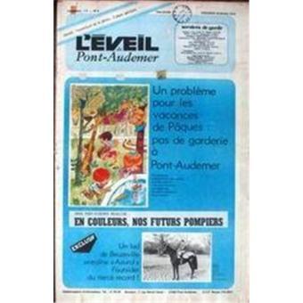 Eveil De Pont Audemer L N 6 Du 28 03 1975