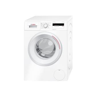 bosch serie 4 wan28060ff machine laver chargement frontal pose libre blanc achat. Black Bedroom Furniture Sets. Home Design Ideas