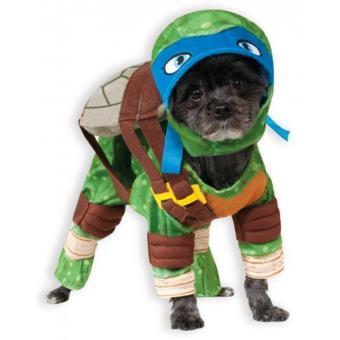 Costume Leonardo Tortues Ninja pour chien - M - Autre déguisement - Achat & prix | fnac