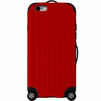 coque iphone 6 rigide rouge