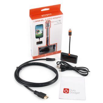 Adaptateur MHL Black Adaptateur Micro USB vers HDMI Convertisseur de p/ériph/érique Android HDMI Micro USB vers HDMI Convertisseur Micro USB vers HDMI MHL vers HDMI