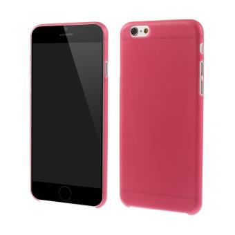 iphone 6 coque rouge mat