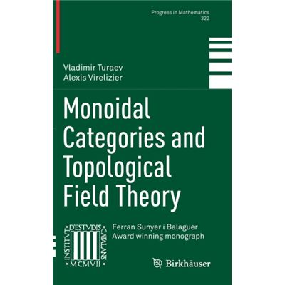Monoidal Categories & Topological Field
