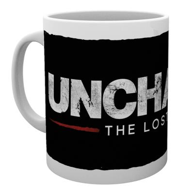 Tasse Uncharted The Lost Legacy Logo