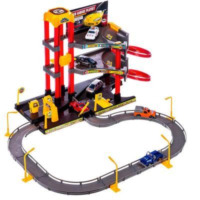 City Circuit Miniatures Garage Enfant Achat De Voitures nmw8v0NO