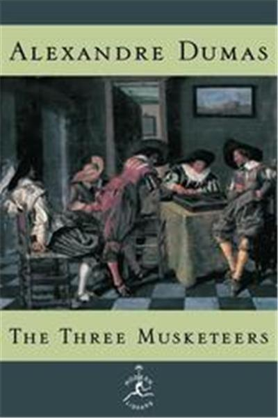The Three Musketeers, Modern Library Series