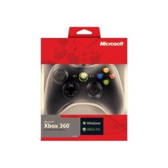 Microsoft Xbox 360 Controller for Windows - manette de jeu - filaire