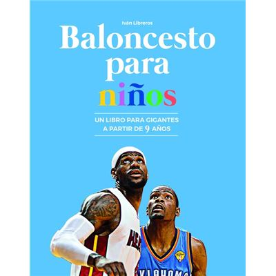 Baloncesto Para Niños - [Livre en VO]