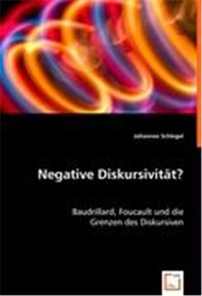 Negative Diskursivität?